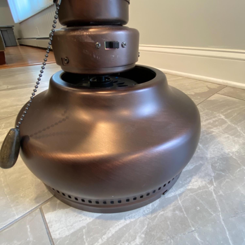 "Kichler Ceiling Fan with Lights 52"" Flush Mount - image-8"