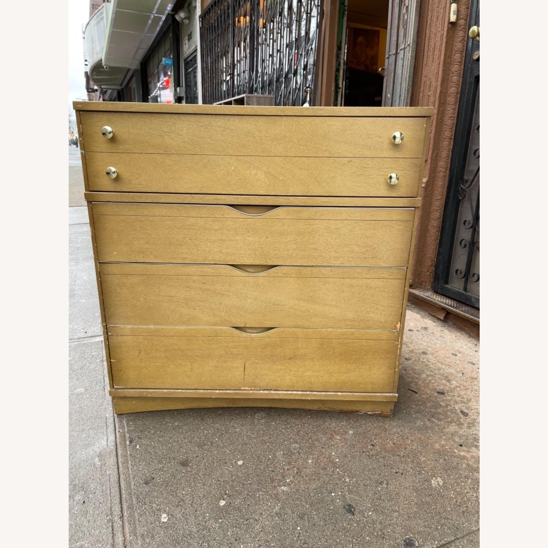 Bassett Furniture Mid Century 1950s Dresser - image-1