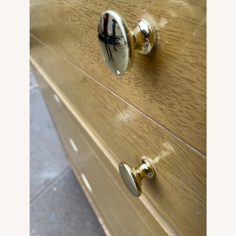 Bassett Furniture Mid Century 1950s Dresser - image-8
