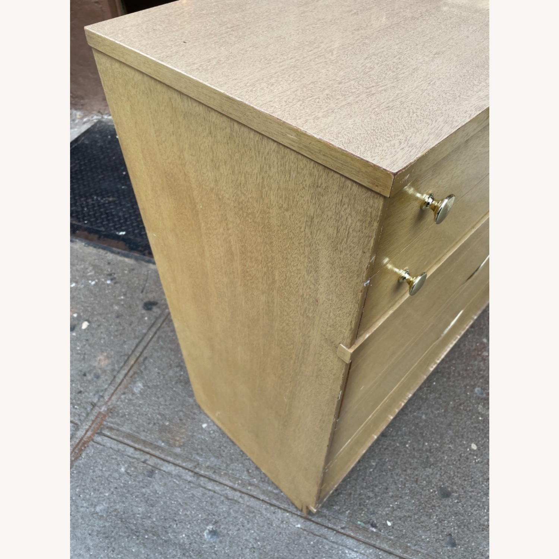 Bassett Furniture Mid Century 1950s Dresser - image-9
