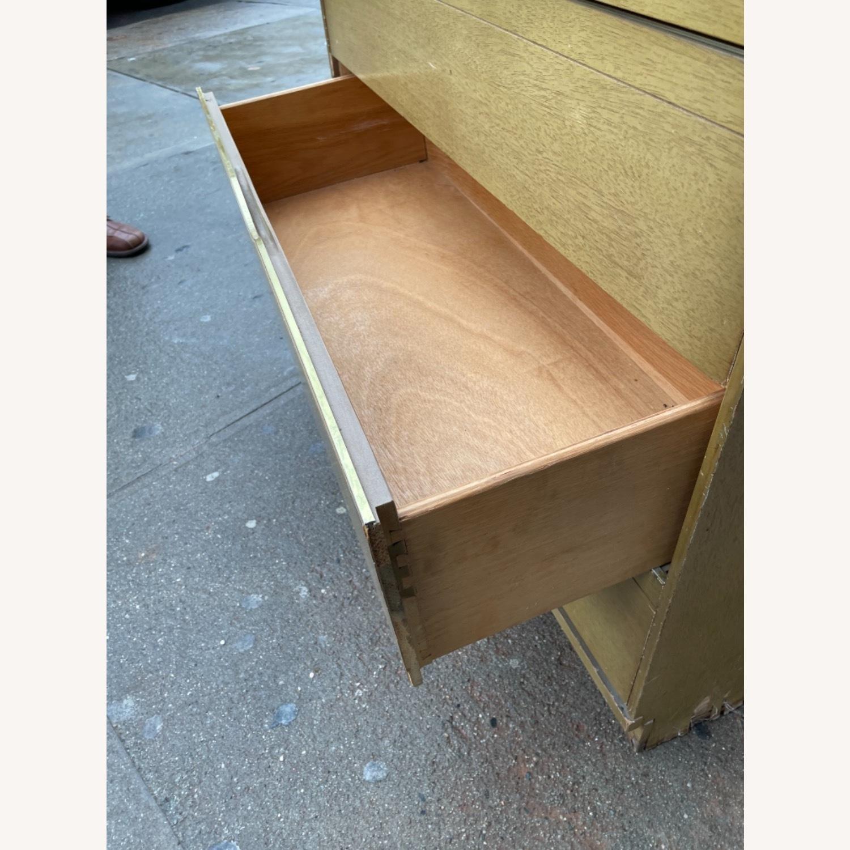 Bassett Furniture Mid Century 1950s Dresser - image-16