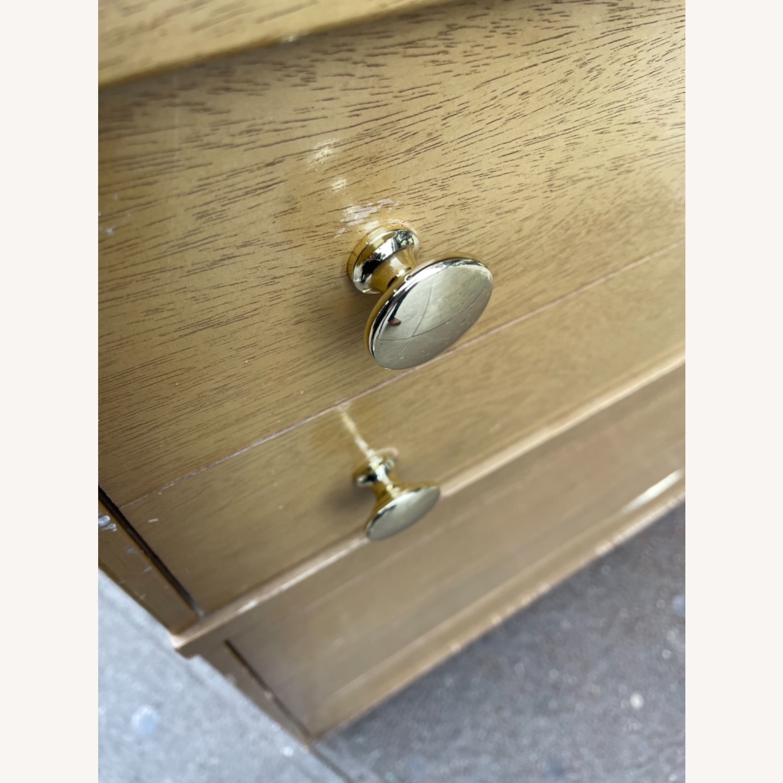 Bassett Furniture Mid Century 1950s Dresser - image-12