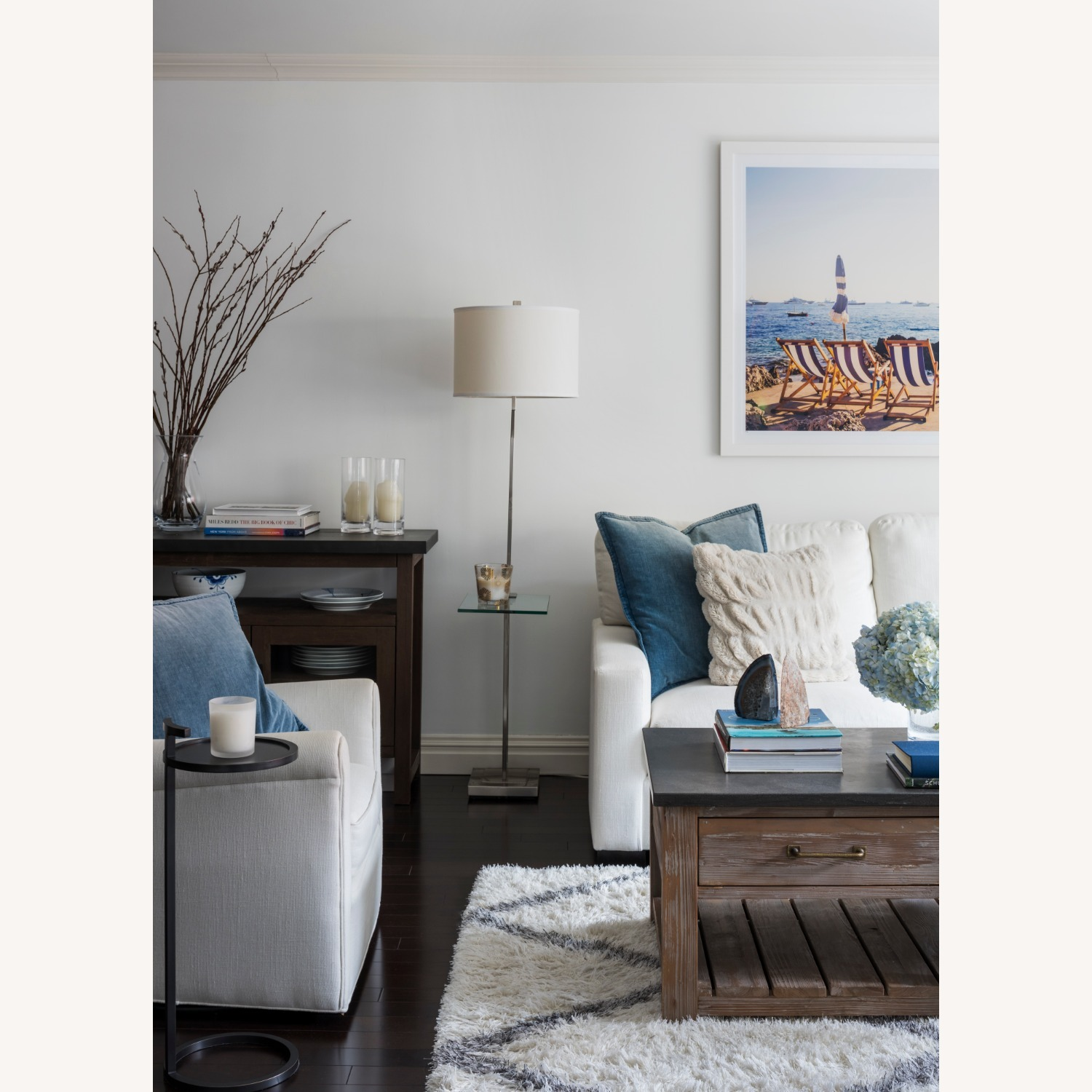 Pottery Barn Couch - image-3
