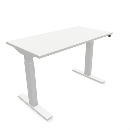 Used Steelcase Migration SE Sit-to-Stand Desk 58'' for sale on AptDeco