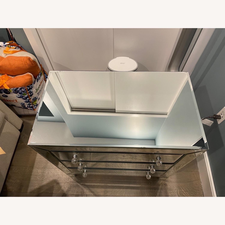 One Kings Lane Mirrored Dresser - image-2