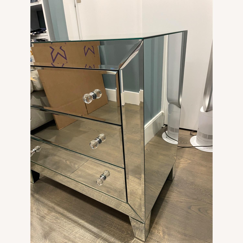 One Kings Lane Mirrored Dresser - image-3
