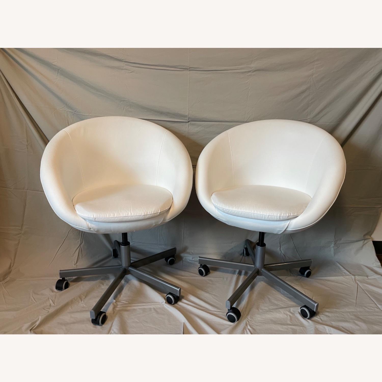 IKEA Skruvsta Swivel Chair, Set of 2 - image-13