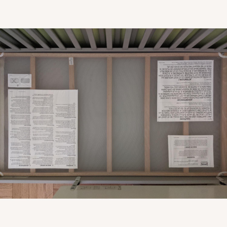 IKEA 2 in 1 Convertible Crib - image-2