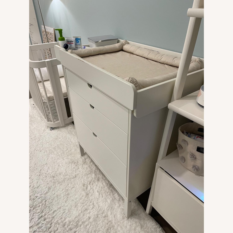 Stokke Child's Nursery Dresser & Changing Table - image-2