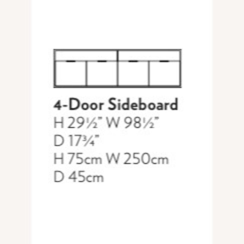 Ligne Roset Dedicato 4-door Sideboard - image-3