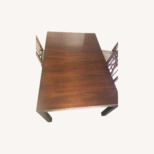 Used Thomas OBrien Vintage Dining Set for sale on AptDeco