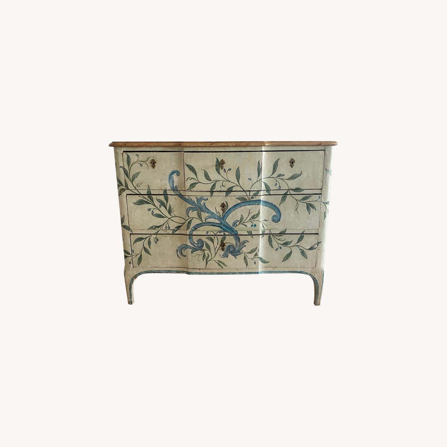 """Shabby Chic"" Painted Dresser/chest - image-0"