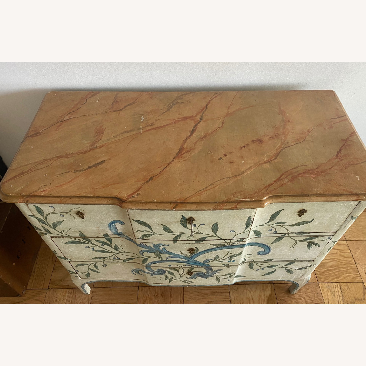 """Shabby Chic"" Painted Dresser/chest - image-2"