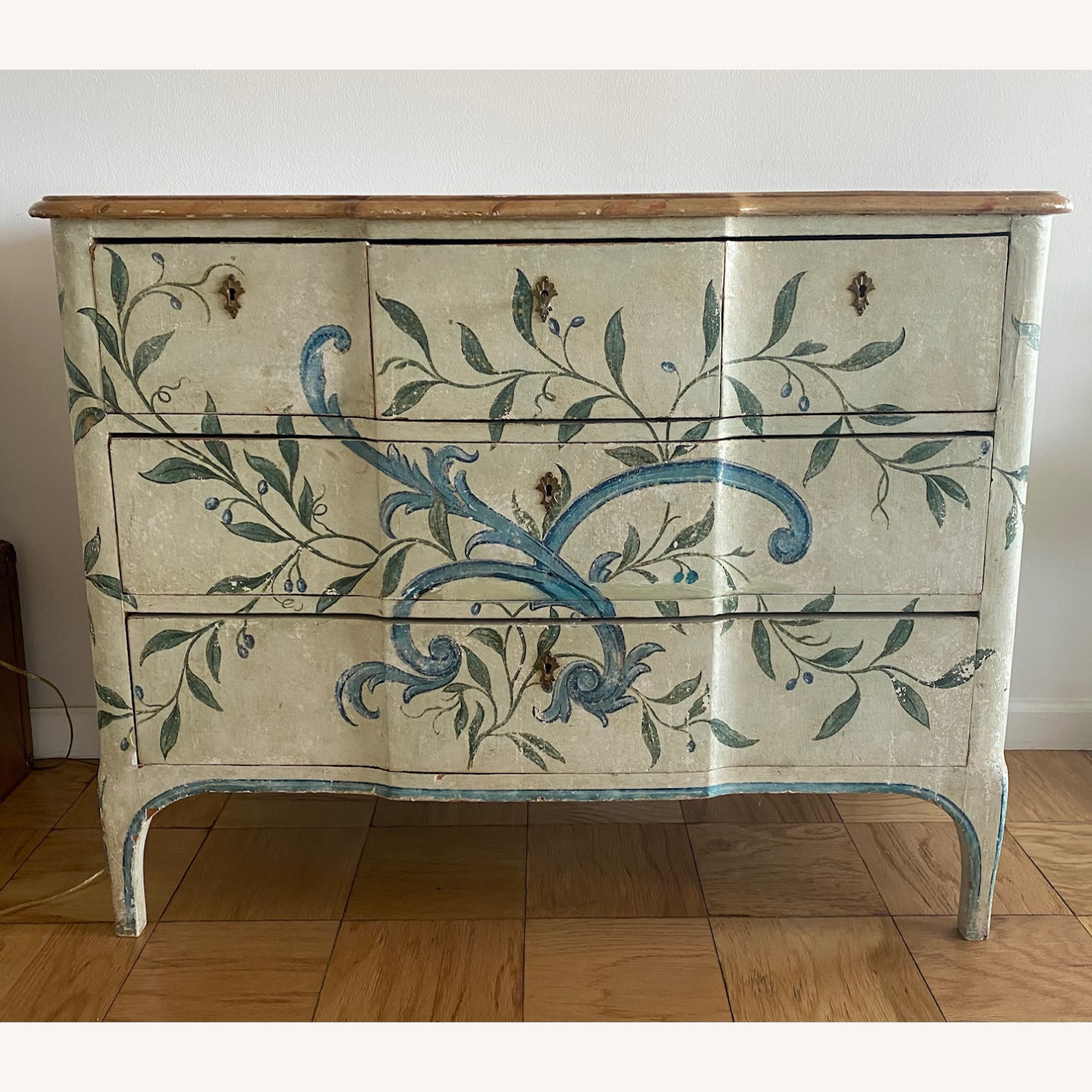 """Shabby Chic"" Painted Dresser/chest - image-7"