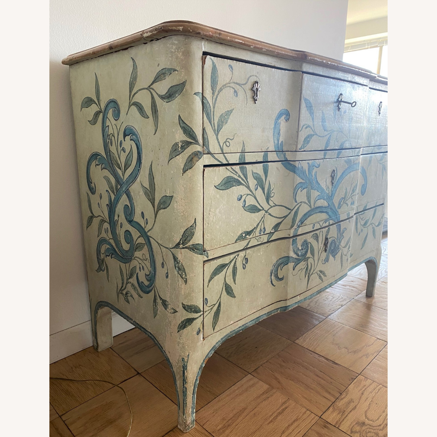 """Shabby Chic"" Painted Dresser/chest - image-3"