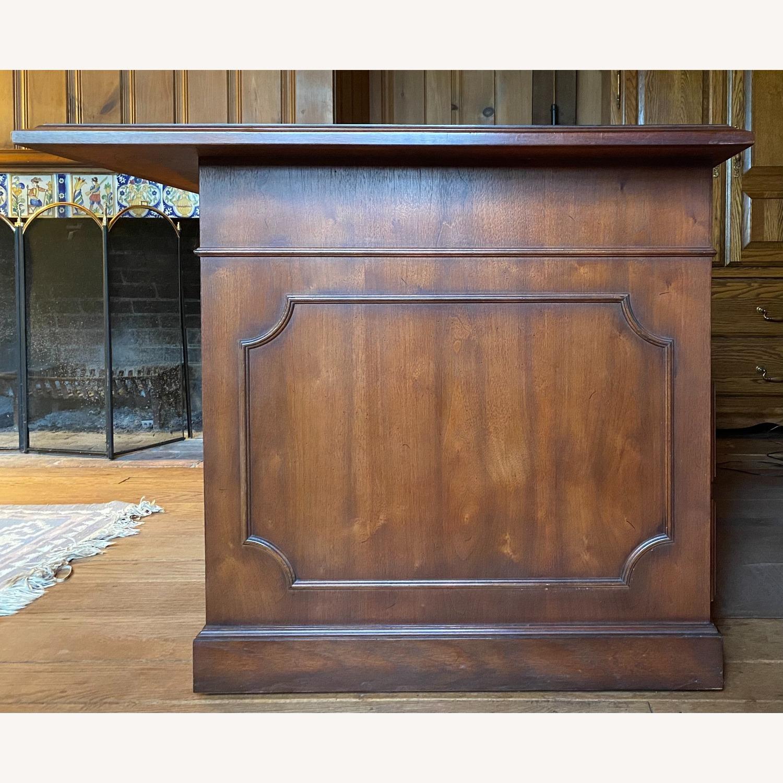 Kimball President Double Pedestal Desk - image-2