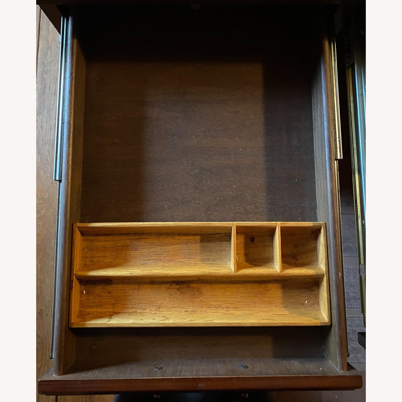 Kimball President Double Pedestal Desk - image-14