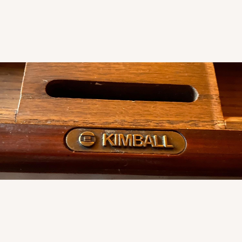 Kimball President Double Pedestal Desk - image-5