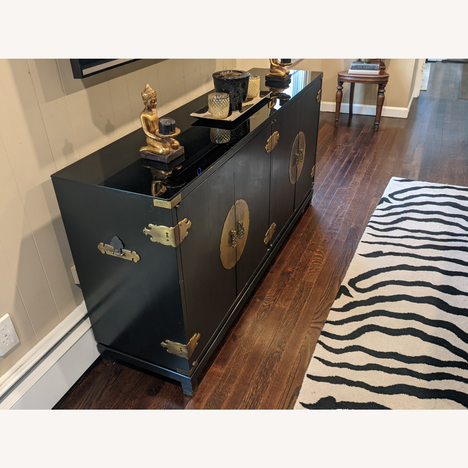 Vintage Chinoiserie Credenza - image-2