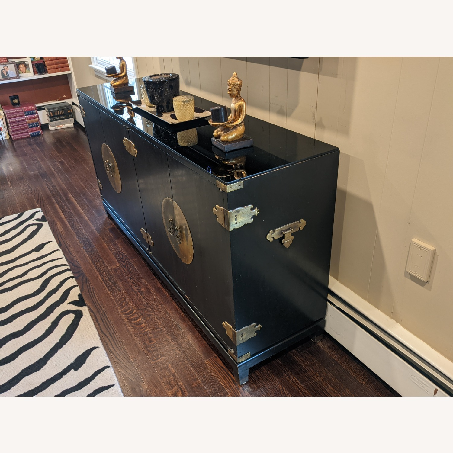 Vintage Chinoiserie Credenza - image-3