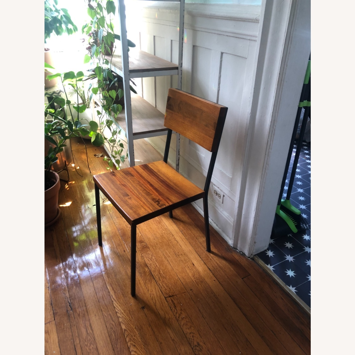 West Elm Bistro Table and Chairs - image-4