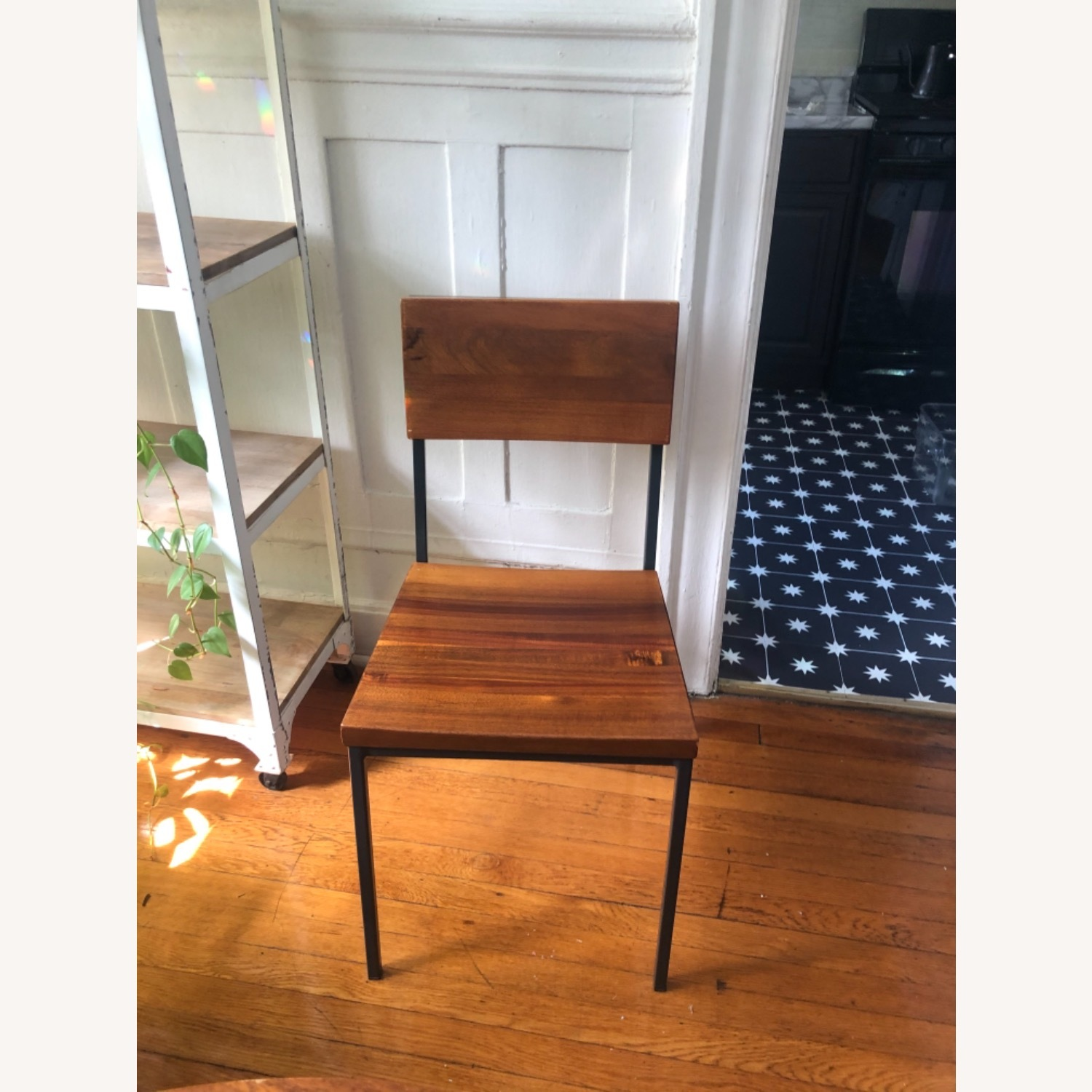 West Elm Bistro Table and Chairs - image-3