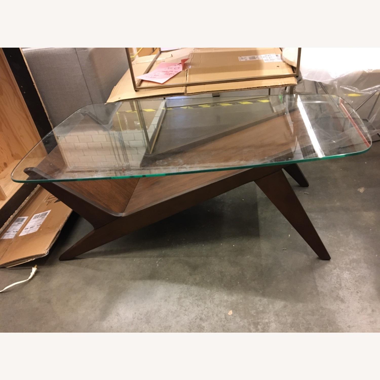 West Elm Marcio Display Coffee Table - image-8
