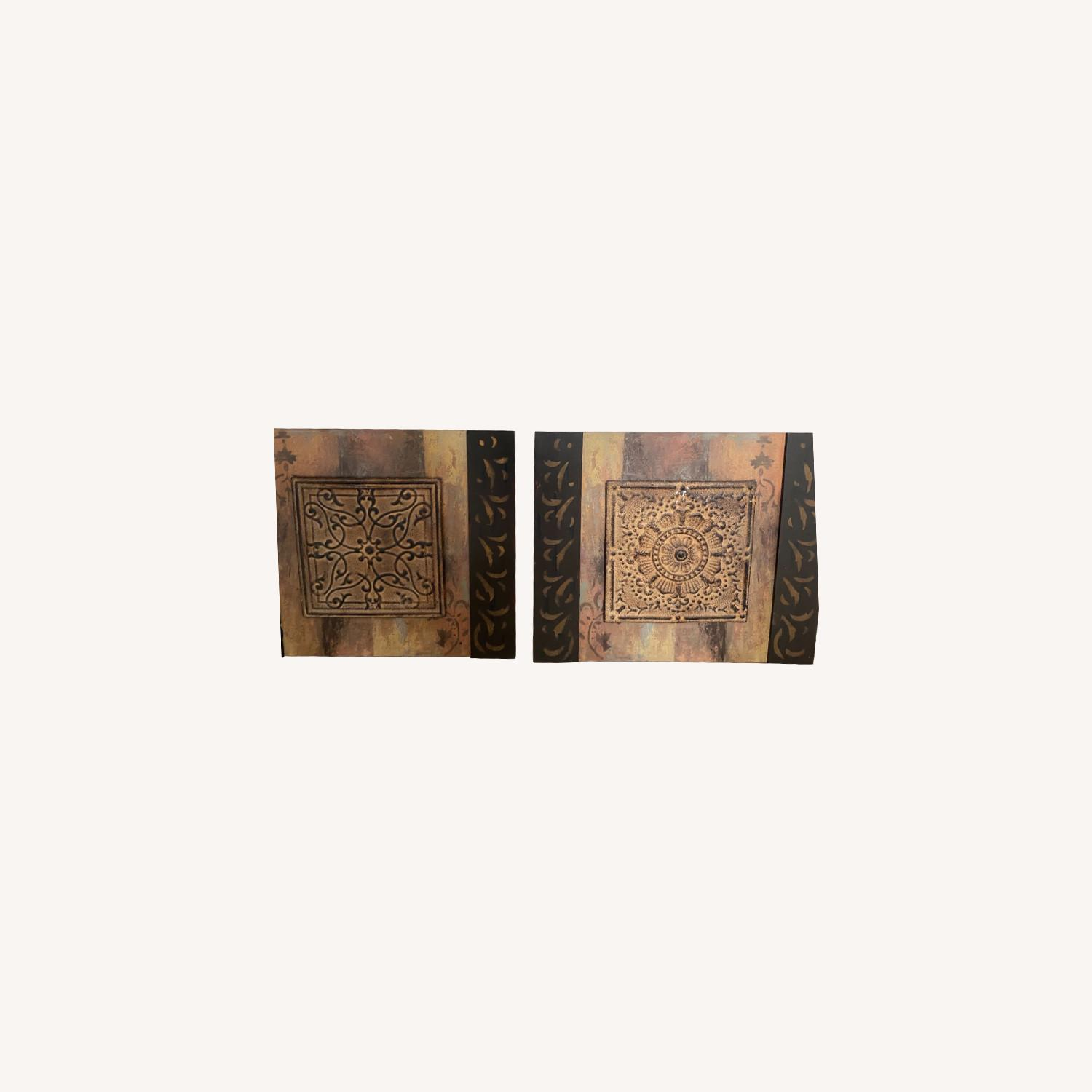 Uttermost Tribal Wall Decor - image-0