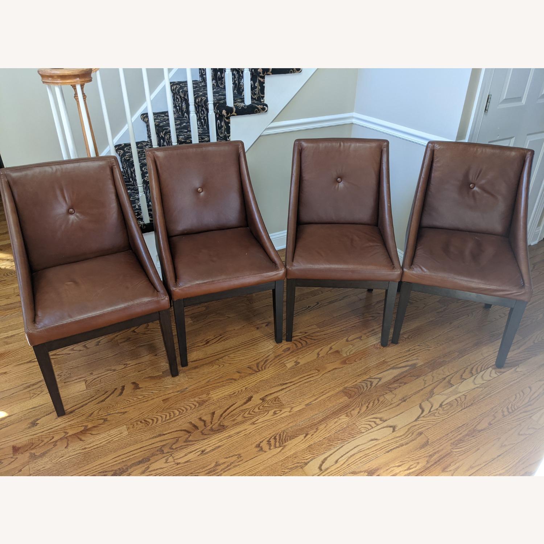 Raymour & Flanigan 4 Chair Set - image-1