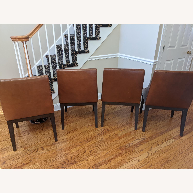 Raymour & Flanigan 4 Chair Set - image-4