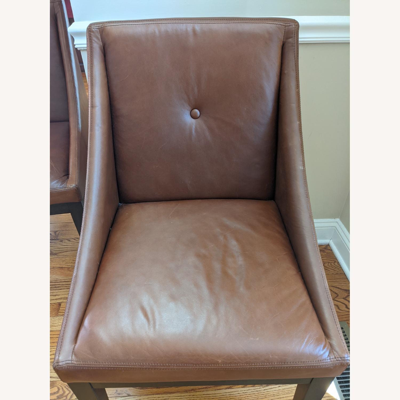 Raymour & Flanigan 4 Chair Set - image-7