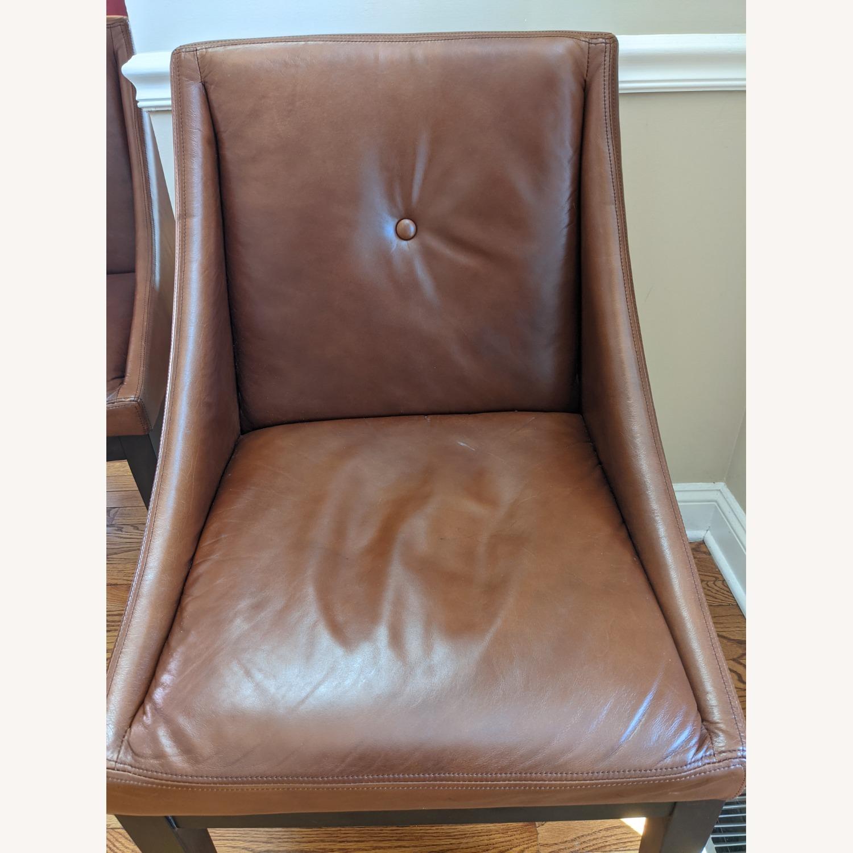 Raymour & Flanigan 4 Chair Set - image-8