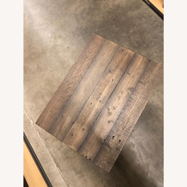 West Elm Emerson Reclaimed Wood Nightstand - image-4