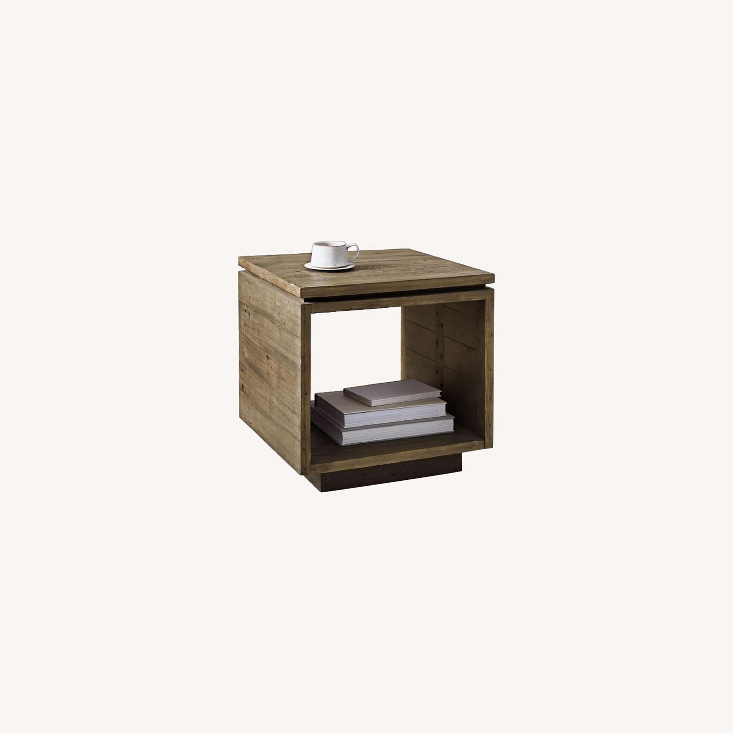 West Elm Emmerson Modern Side Table - image-0