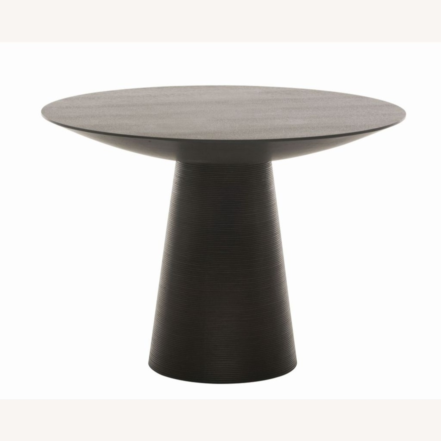 "Nuevo Living Round Wood Dining Table 40"" - image-1"