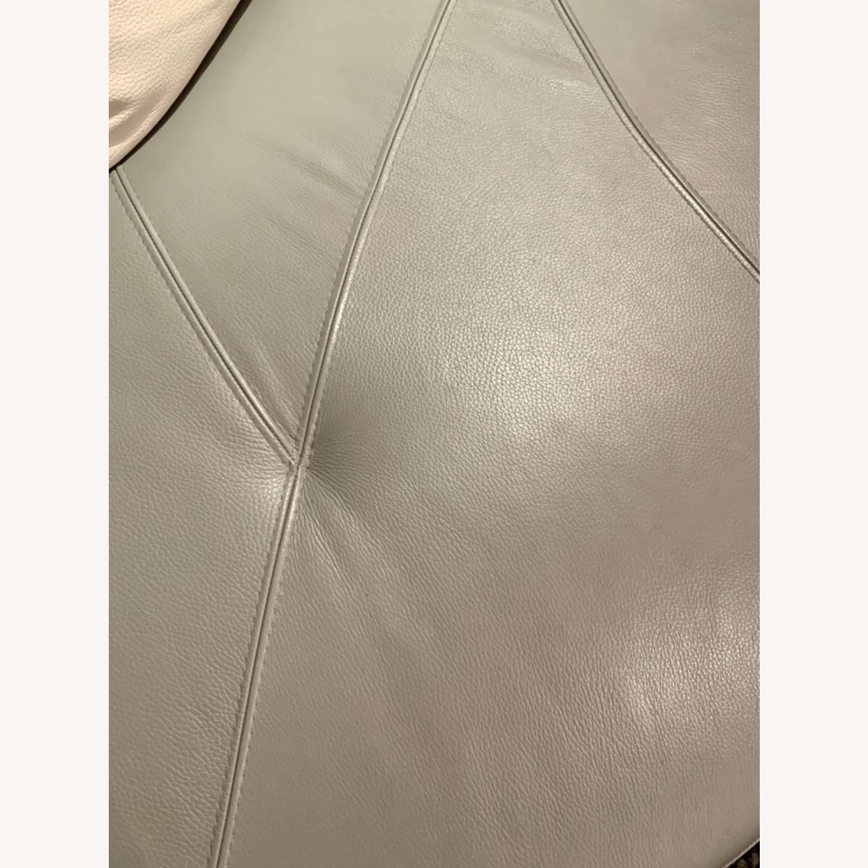 Roche Bobois Grey Round Sofa - image-4
