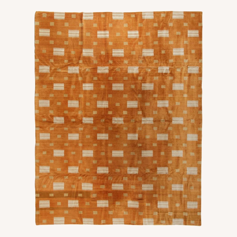 Tufenkian 100% Tibetan Wool Mod Rug - image-1