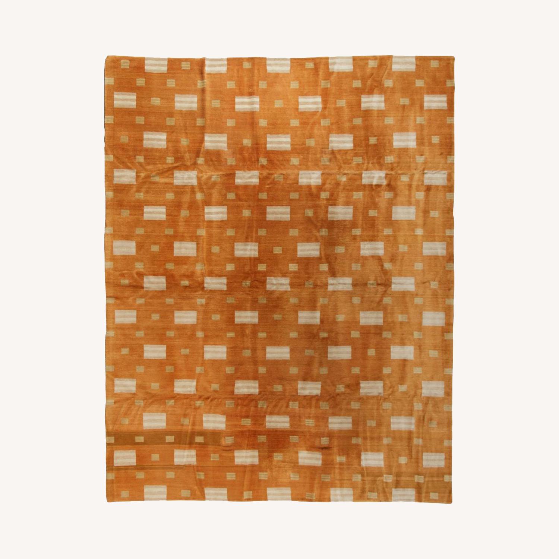 Tufenkian 100% Tibetan Wool Mod Rug - image-0