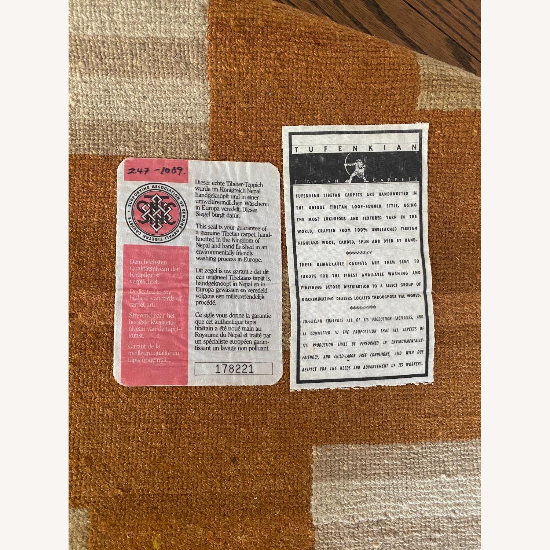 Tufenkian 100% Tibetan Wool Mod Rug - image-5
