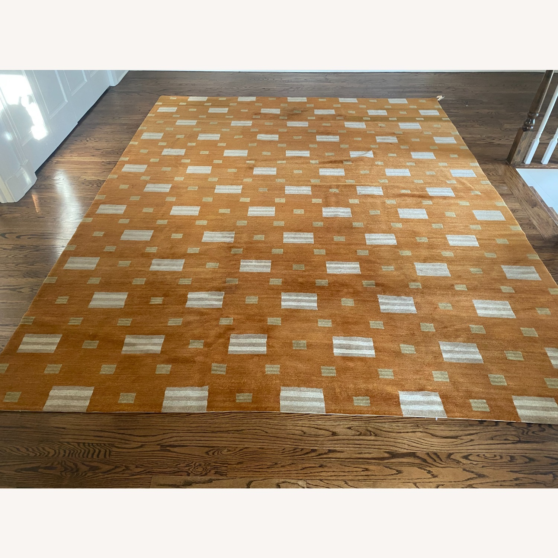 Tufenkian 100% Tibetan Wool Mod Rug - image-2
