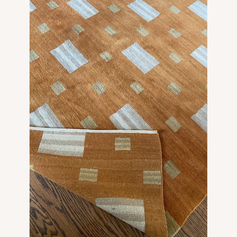 Tufenkian 100% Tibetan Wool Mod Rug - image-4