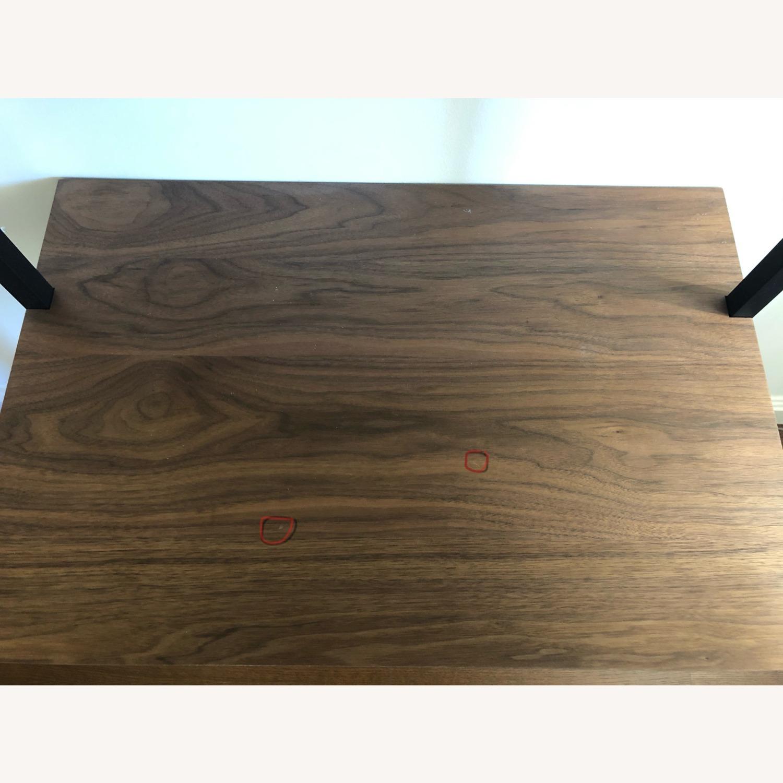 CB2 Helix Walnut Desk - image-6