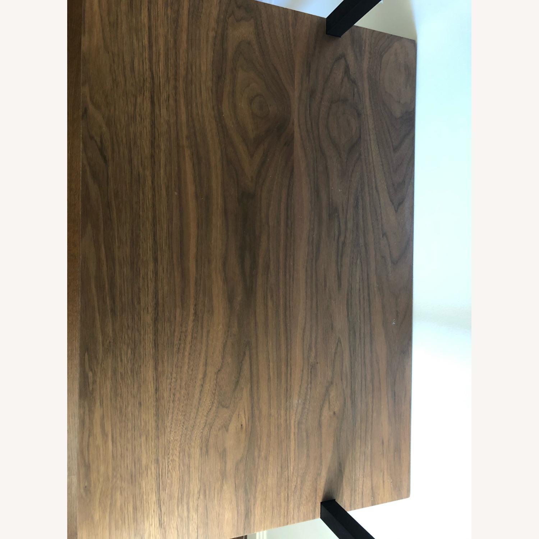 CB2 Helix Walnut Desk - image-4
