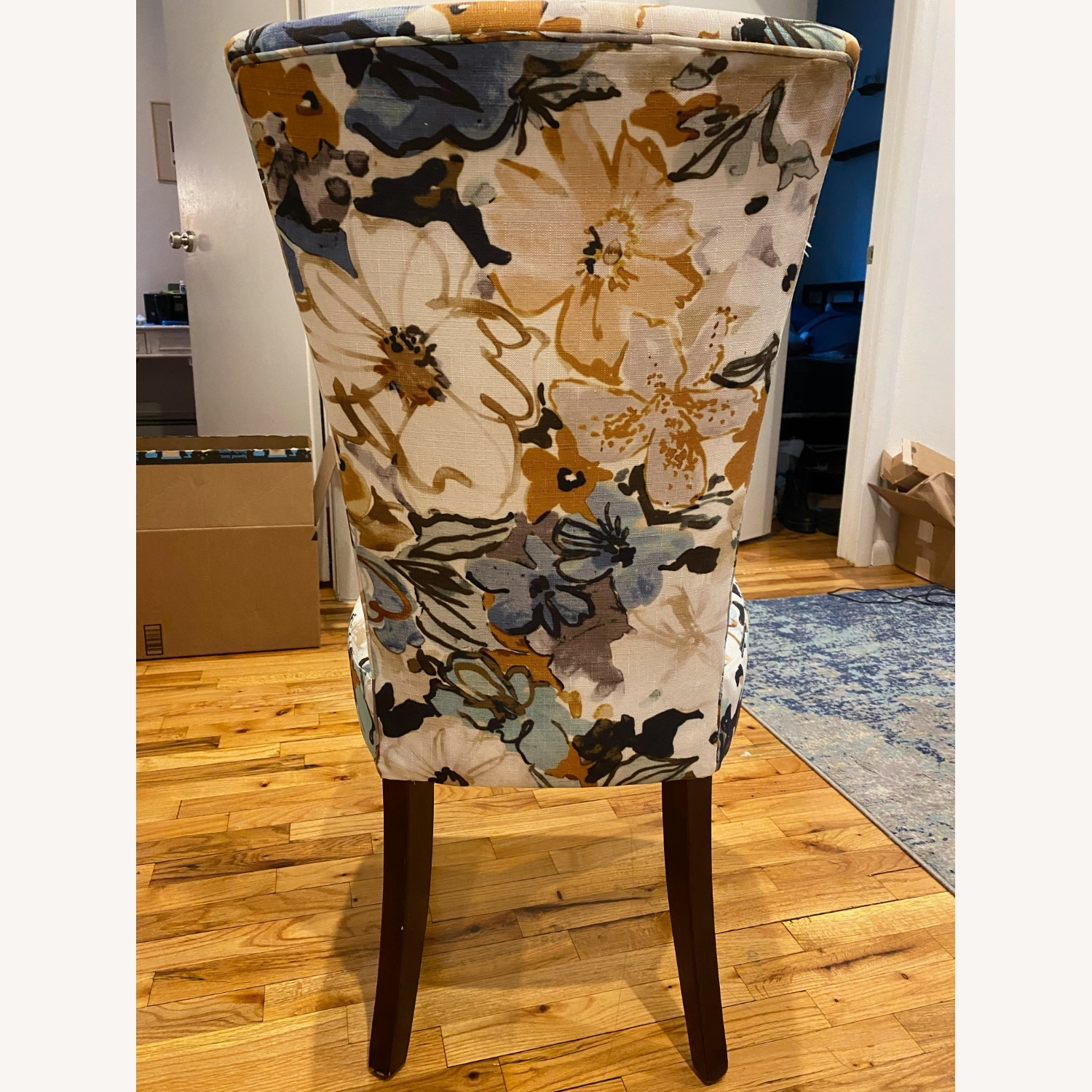 Floral Dining Chair - image-2