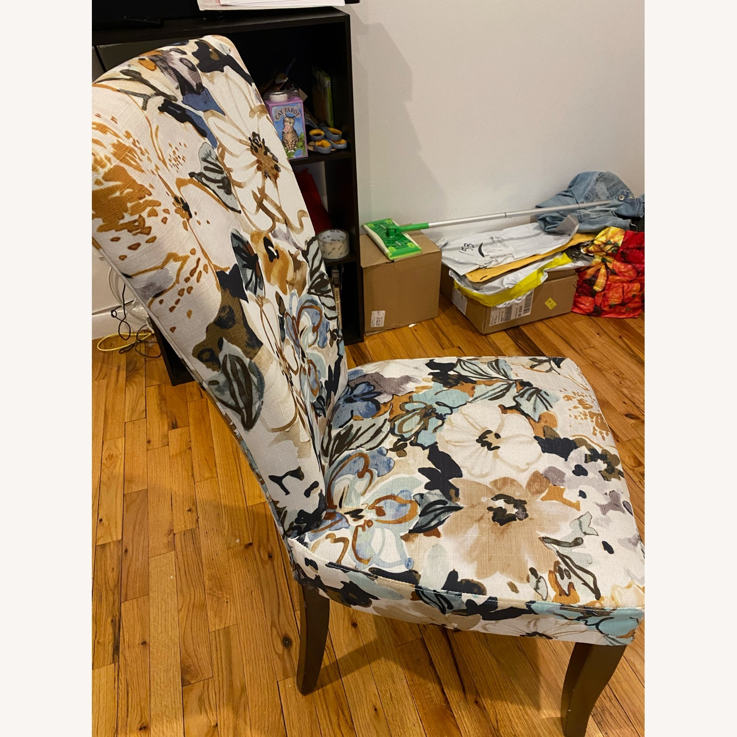 Floral Dining Chair - image-3