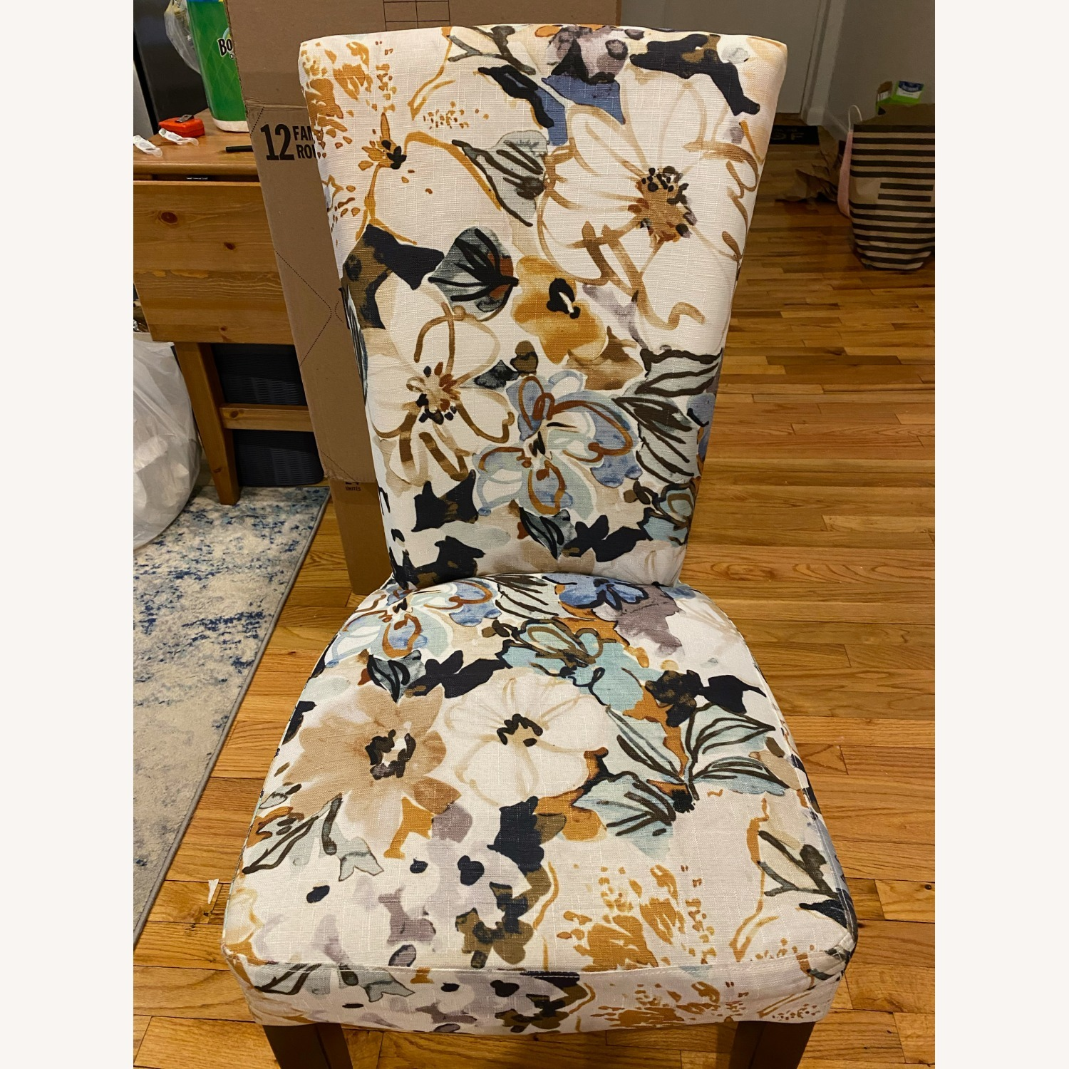 Floral Dining Chair - image-6