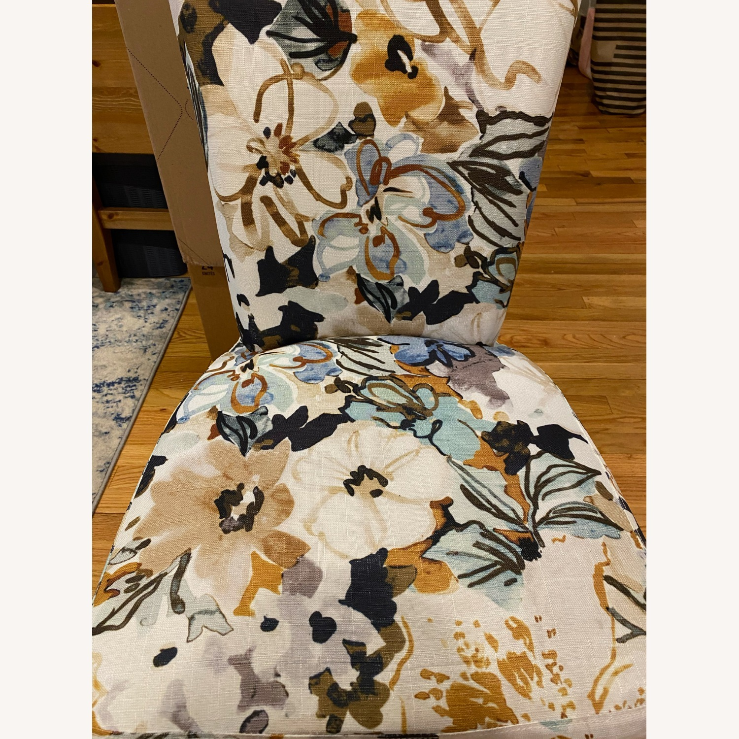 Floral Dining Chair - image-7