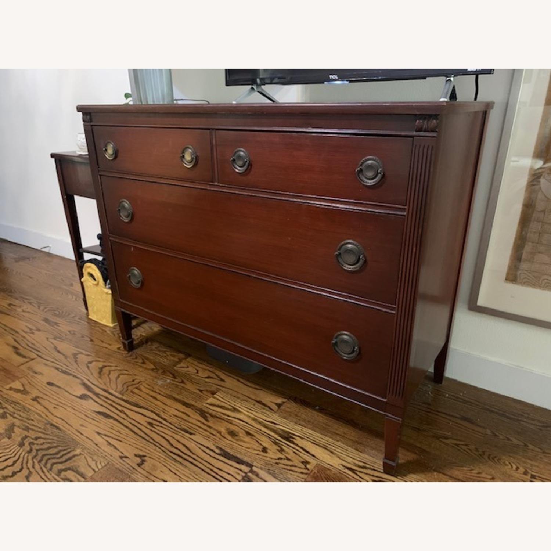 Vintage 4 Drawer Dresser - image-2