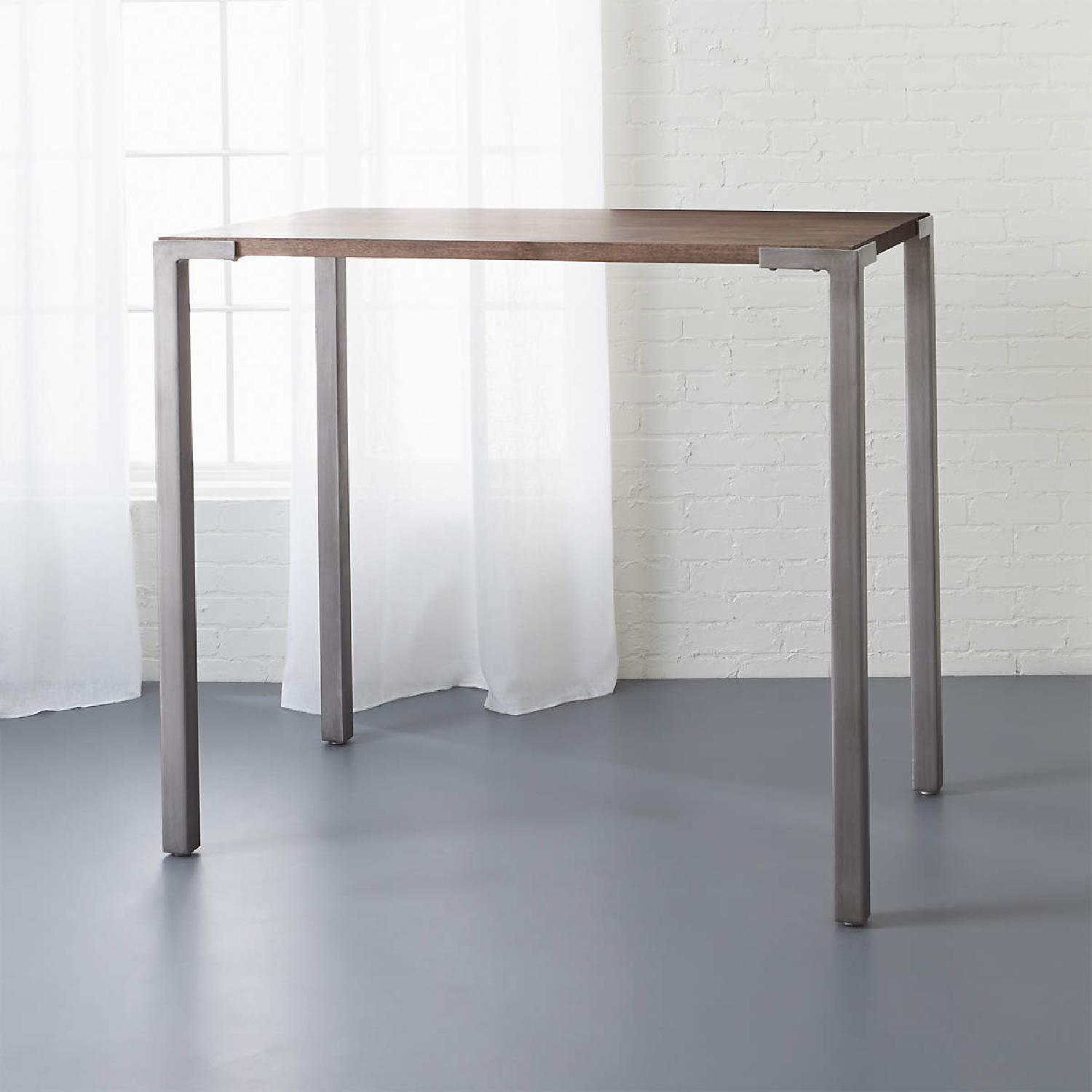 CB2 Stilt High Square Counter Table - image-4