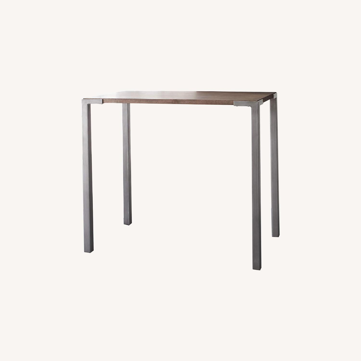 CB2 Stilt High Square Counter Table - image-0